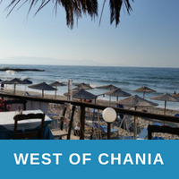 West of Chania Holidays - Crete Escapes